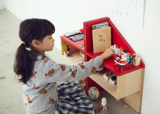 Fun, Functional And Versatile Dollhouse Chair - DigsDi
