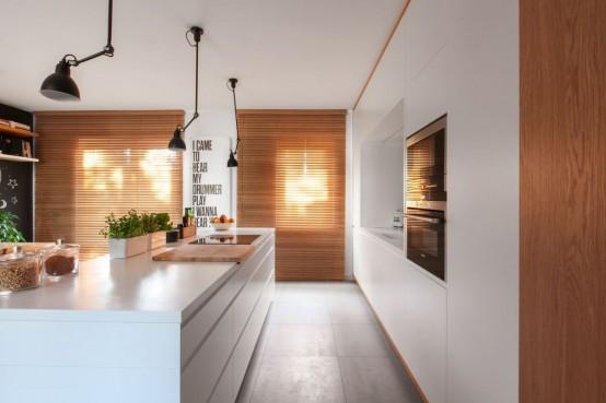 Kids-Friendly Harmonious Yet Simple House Design - DigsDi