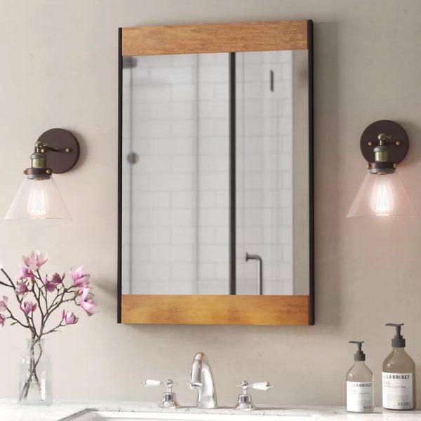 43 Vanity Mirrors To Update Your Bathroom or Makeup Tab