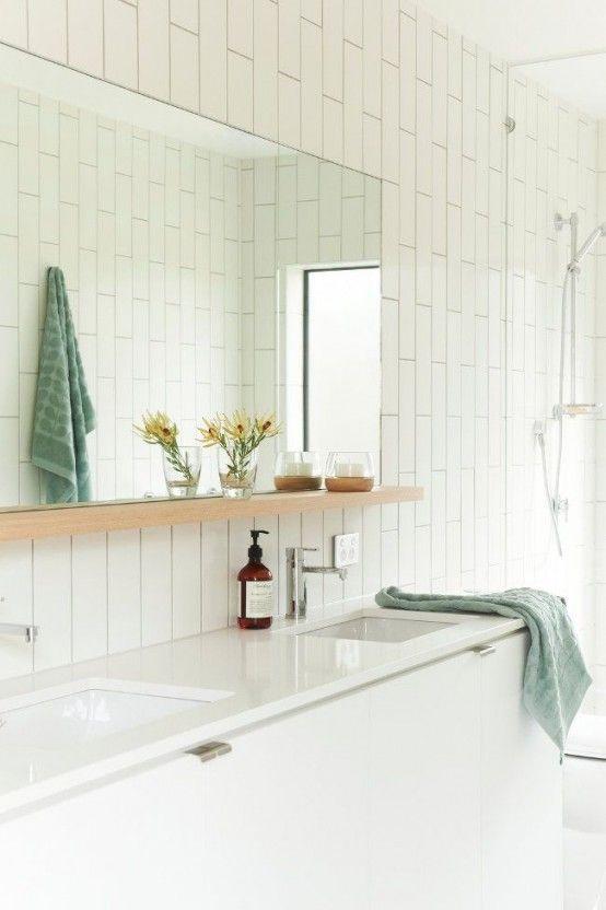 29 Functional And Stylish Bathroom Mirrors | Bathroom mirror with .