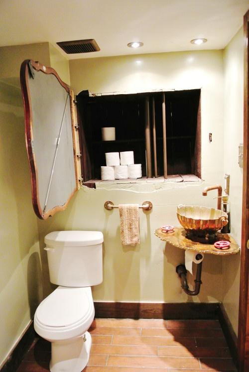 29 Functional And Stylish Bathroom Mirrors - DigsDi