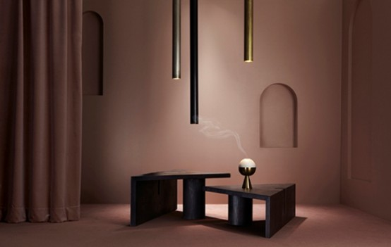 Functional And Stylish 2015 Lighting And Table Collections By .