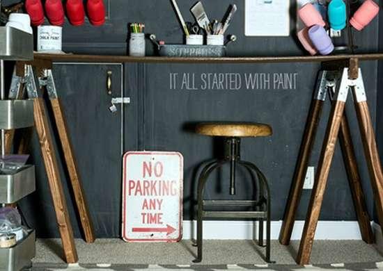 DIY Desk - 15 Easy Ways to Build Your Own - Bob Vi