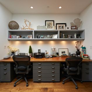 30 Shared Home Office Ideas That Are Functional And Beautiful .