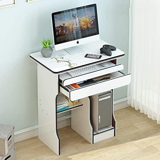 Amazon.com: ALIPC Mobile Laptop Desk with Wheels, Durable Computer .