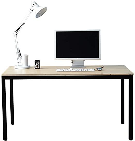 "Amazon.com: SOFSYS 63"" Multi-Functional Computer Desk Workstation ."