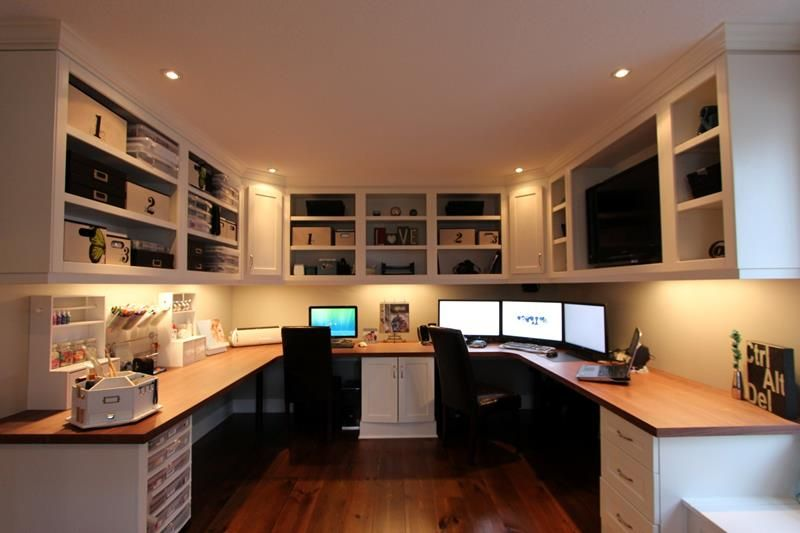 24 Functional Home Office Designs - Page 5 of 5 | Cozy home office .
