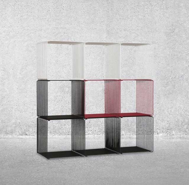 31 Modular Storage Cube Systems – Vur