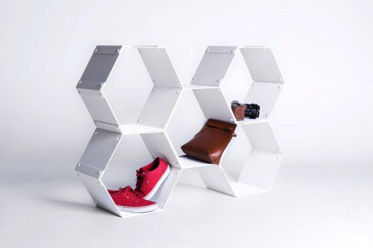 minimalist shelving system Archives - DigsDi