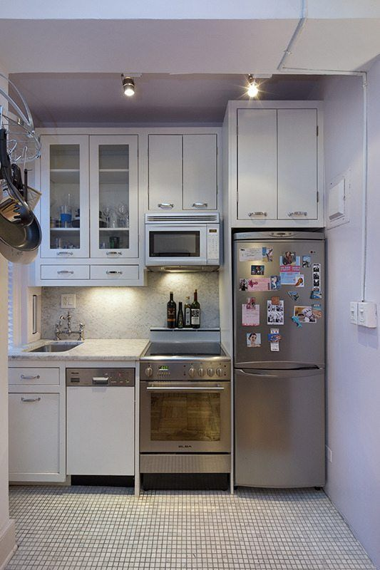 10 Tiny Kitchens in Tiny Houses That Are Adorably Functional .