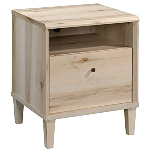 Amazon.com: Sauder Willow Place Engineered Wood Nightstand in .
