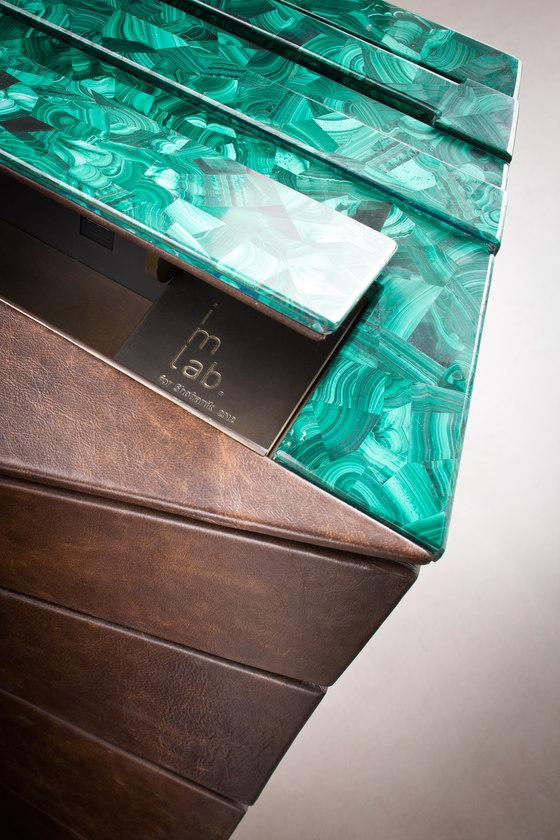 Torque'' Desk by Alessandro Isola Ltd. | Making-o