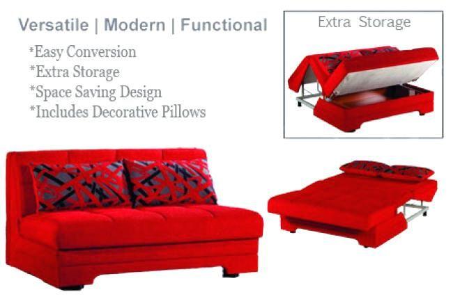 loveseat sofa bed with storage twist red loveseat sleeper sofa .