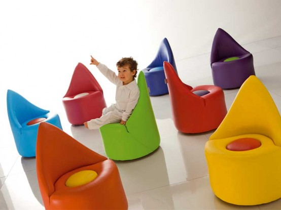 Funny and Bright Furniture Set for Cool Kids Room - Baby .