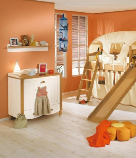 Play Beds for Playful Kids Room Design by Pai