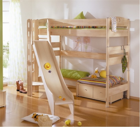 Funny-Play-beds-for-cool-kids-room-design-by-Paidi-9-554x502 .