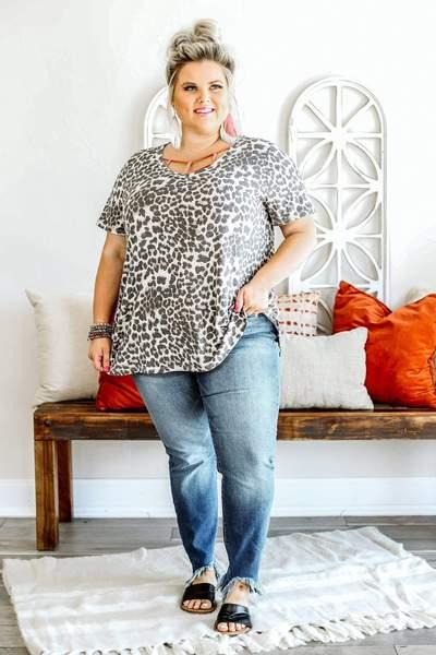 Curvy Universal Allure Top   Trendy Plus Size Fashion T