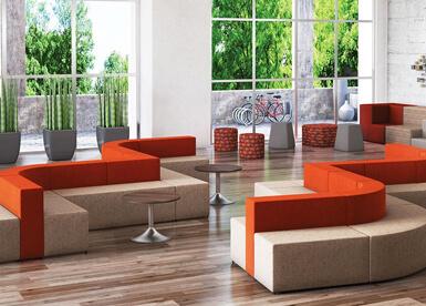 Public Spaces – Lounge – Outdoors – DCInteriors Office Furnitu