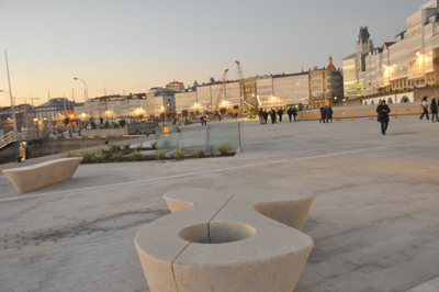 Great urban furniture for public spaces | All about Natural Stone .