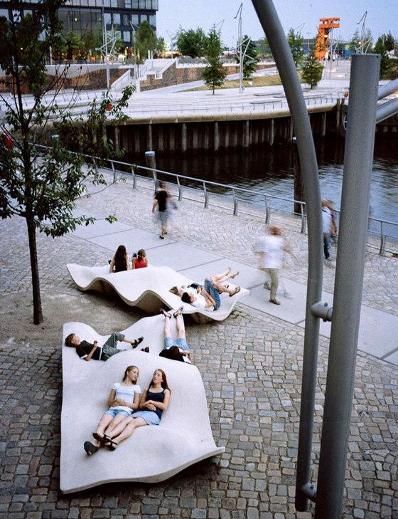 Hafencity Public Space by Miralles Tagliabue | Par