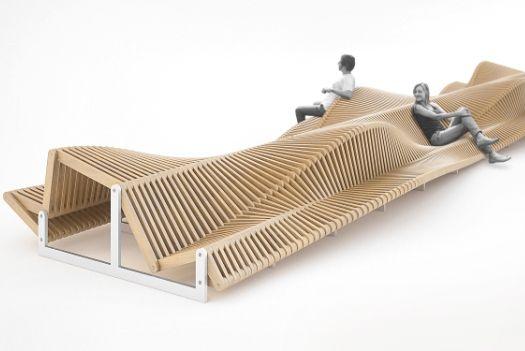 Urban Furniture Concept Transforms Public Spaces [Pics] | | Urban .