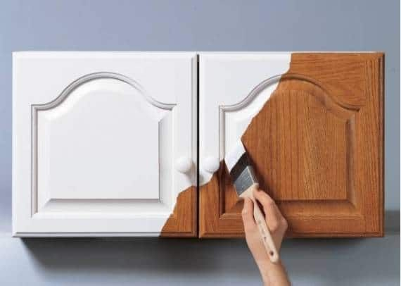 Painting Laminate Made Easy - Painted Furniture Ideas in 2020 .
