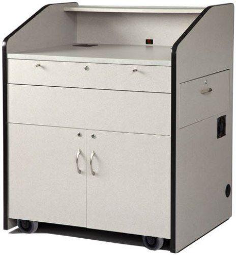 AVF Audio Visual Furniture International PD3002-GM Multimedia .