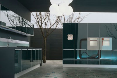 Modern Kitchen Cabinets - Futura Collection by Moretuz
