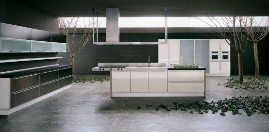 Erstaunlich Futura Küche Schränke Von Moretuzzo Mit Weißen .