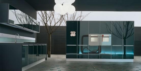 Futura Kitchen Cabinets by Moretuzzo - DigsDi