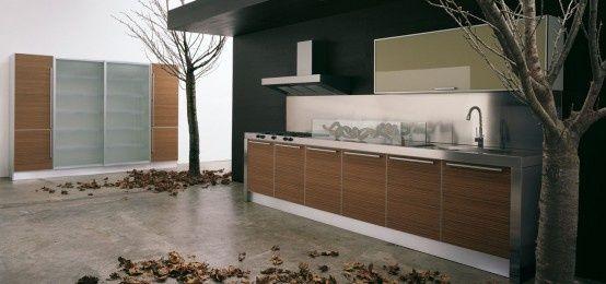 Futura Kitchen Cabinets by Moretuzzo   Interior design website .
