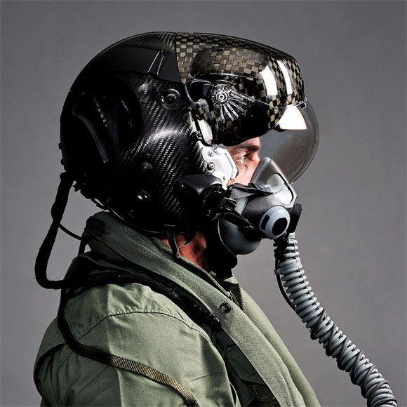 F-35 Lightning II Pilots Get a Futuristic Carbon Fiber Helmet .