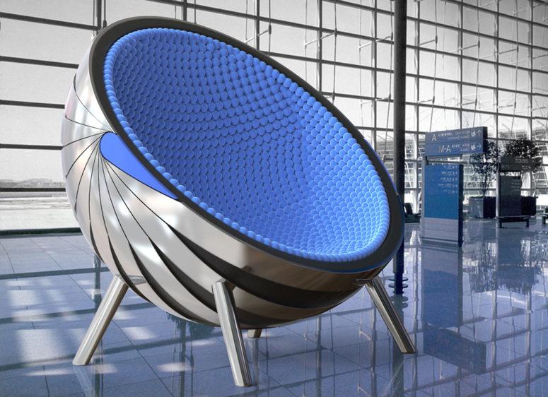 futuristic furniture Archives - DigsDi