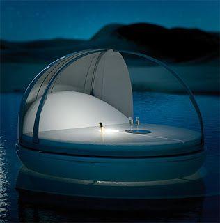 Futuristic Day Bed For Maximum Relaxati