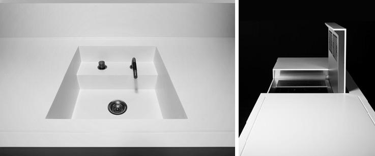 Futuristic Kitchen Design by Eggersmann - DigsDi