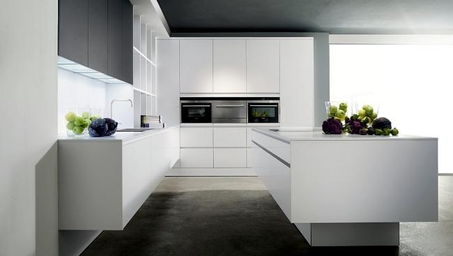 Modern Kitchen Designs by Eggersmann in minimalist style .