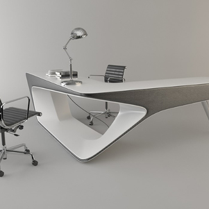 Modern Workspaces For Millenials Blog Office Table Workplace Home .