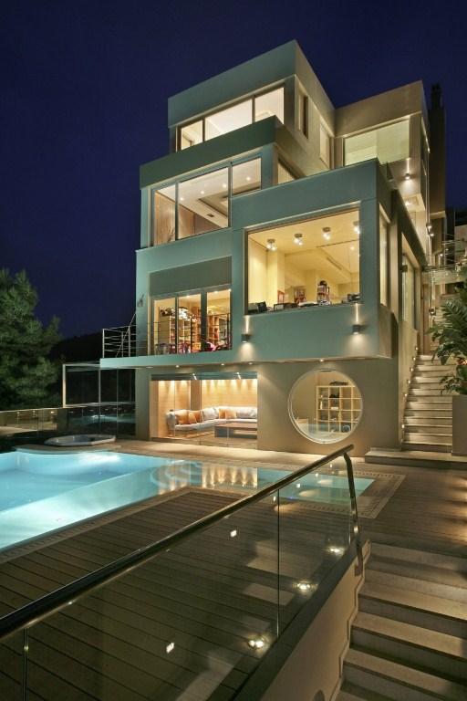 futuristic house design Archives - DigsDi