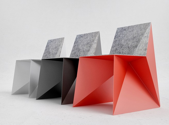Geometric Design – Q5 Chair | News and Even