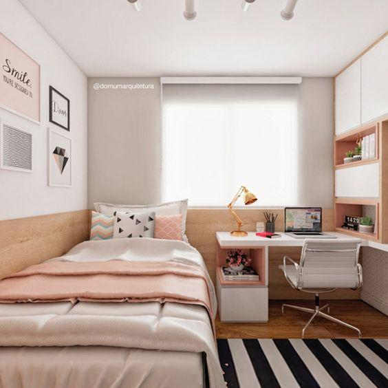 49 Modern Teen Girl Bedrooms That Wow - DigsDi