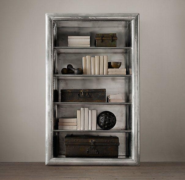 Aviator Bookcase | Aviation furniture, Home office storage .