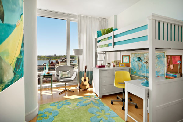 Kid's Room Layout Ideas – Online Home Design Bl
