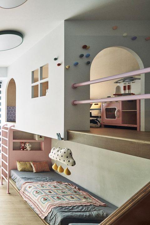 55 Kids' Room Design Ideas - Cool Kids' Bedroom Decor and Sty