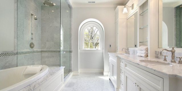 30 Gorgeous Master Bathroom Ideas For Your Home – DECO