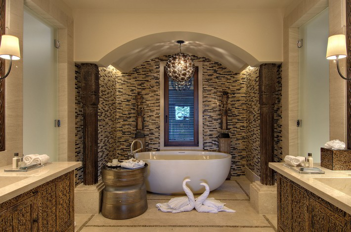 Amazing Stone Bathroom Design Ideas | Inspiration and Ideas from .