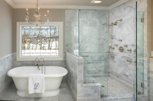 17 Gorgeous Master Bathroom Designs That Will Impress Y