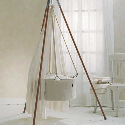 24+ Gorgeous Suspended Cradles For Your Ba