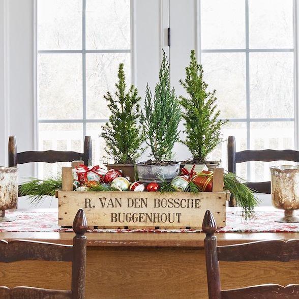 25 Best DIY Christmas Centerpiece Ideas - Easy Holiday .