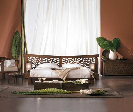 Interior Home Design: Great Indonesian Furniture For Bedro
