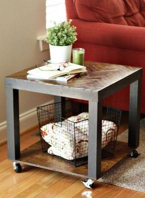 Lack ikea, upgrade   Ikea lack table, Ikea table hack, Ikea lack .